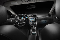 2010 Ford Fusion, dashboard and front seats, interior, manufacturer, gallery_worthy