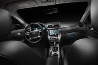 2010 Ford Fusion, dashboard and front seats, manufacturer, interior
