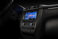 2010 Ford Fusion, navigation screen , manufacturer, interior