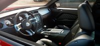2010 Ford Mustang GT, front seats, interior, manufacturer
