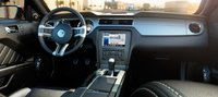 2010 Ford Mustang GT, dashboard, interior, manufacturer