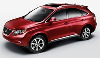 2010 Lexus RX 350 Picture Gallery
