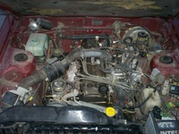 Picture of 1979 Toyota Supra, engine