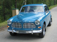 1969 Volvo 122 Overview