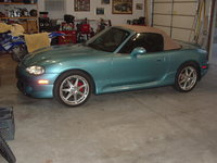 Picture of 2001 Mazda MX-5 Miata LS, exterior, gallery_worthy