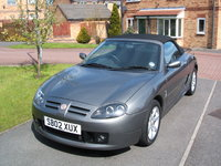 2003 MG F Overview