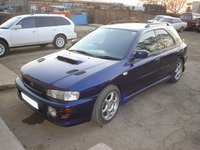 Picture of 1999 Subaru Impreza 4 Dr Outback Sport AWD, exterior, gallery_worthy