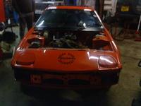 1974 Triumph TR7 Overview