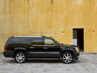 Picture of 2009 Cadillac Escalade ESV 4WD, exterior, manufacturer, gallery_worthy