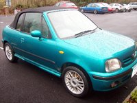1997 Nissan March Picture Gallery