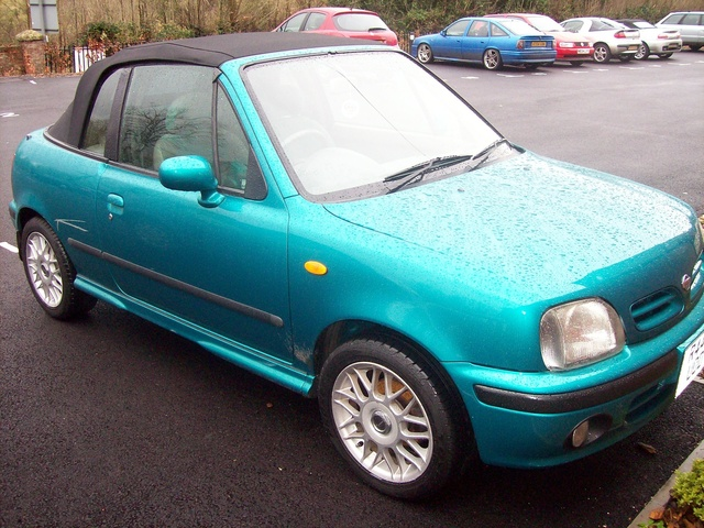 Picture of 1997 Nissan March