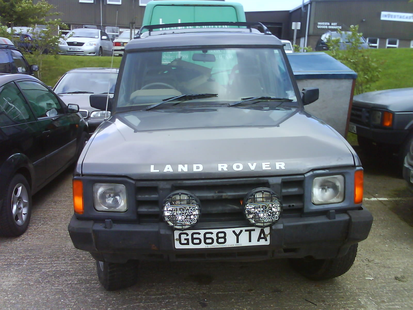 1994 Land Rover Discovery - Overview - CarGurus