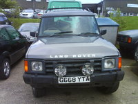 1994 Land Rover Discovery Overview