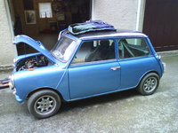 Picture of 1986 Rover Mini, exterior, engine