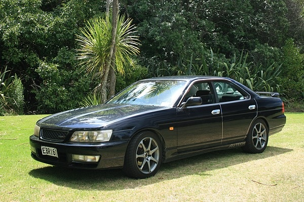 Picture of 1997 Nissan Laurel Club S 2.5, exterior