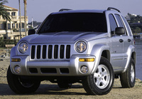 2002 Jeep Liberty, 1993 Jeep Grand Wagoneer picture, exterior