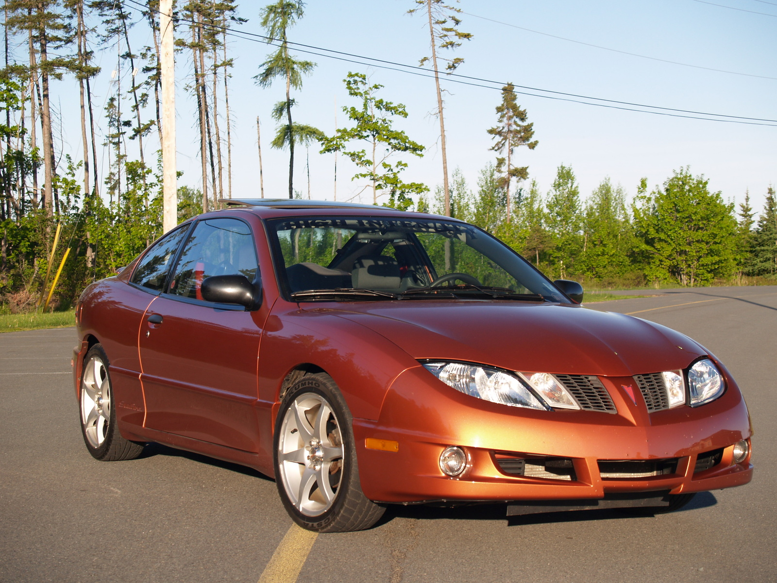 Picture of 2004 Pontiac Sunfire Base