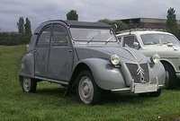 1959 Citroen 2CV Overview