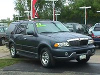 Picture of 2000 Lincoln Navigator Base 4WD, exterior, gallery_worthy