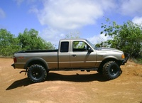 Picture of 2003 Ford Ranger 2 Dr XL 4WD Extended Cab SB, exterior
