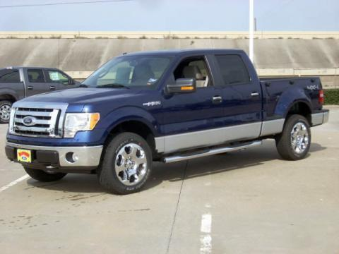 2009 Ford F-150 XLT picture, exterior
