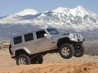Picture of 2009 Jeep Wrangler Unlimited Rubicon, exterior, gallery_worthy