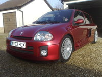 Picture of 2003 Renault Clio, exterior, gallery_worthy