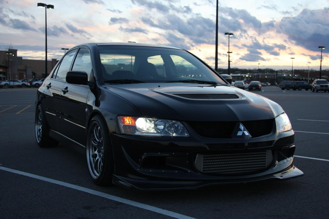 2003 Mitsubishi Lancer Evolution Base picture, exterior