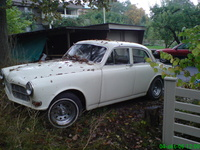 1964 Volvo Amazon Overview