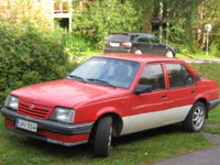Picture of 1988 Opel Ascona, exterior