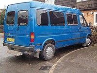 Picture of 1993 Ford Transit Cargo, exterior