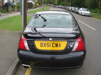 Picture of 2001 MG ZT, exterior, gallery_worthy