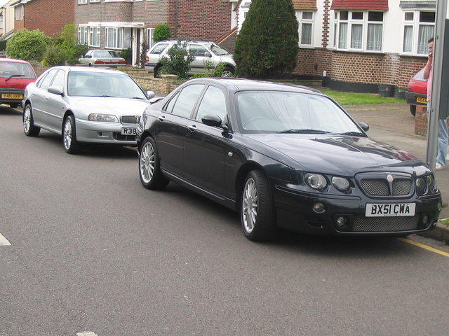 Picture of 2001 MG ZT
