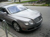 2003 Bentley Continental GTC Overview