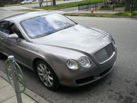2003 Bentley Continental GTC 2 Dr R Final Series Turbo Coupe picture, exterior