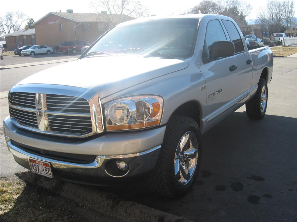 picture of 2006 dodge ram pickup 1500 slt quad cab sb 4wd exterior. Black Bedroom Furniture Sets. Home Design Ideas