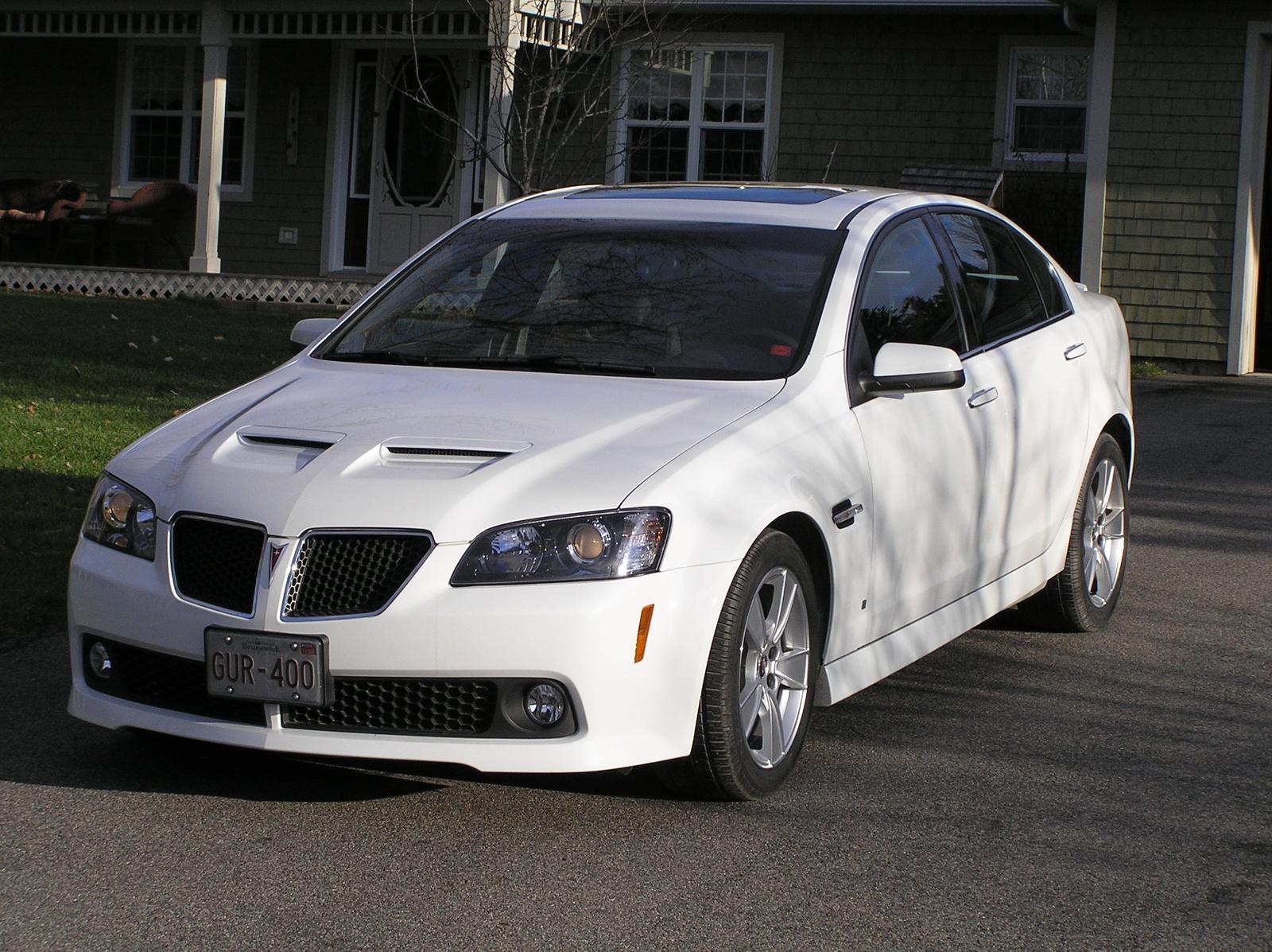2009 Pontiac G8 Exterior Pictures Cargurus