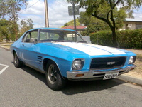 1974 Holden Monaro Overview