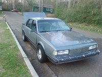 Picture of 1988 Chevrolet Celebrity, exterior