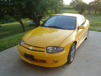 2003 Chevrolet Cavalier Overview