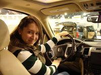 Picture of 2009 Cadillac Escalade EXT, interior