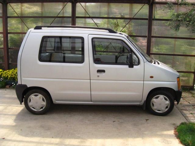 Picture of 1995 Suzuki Alto