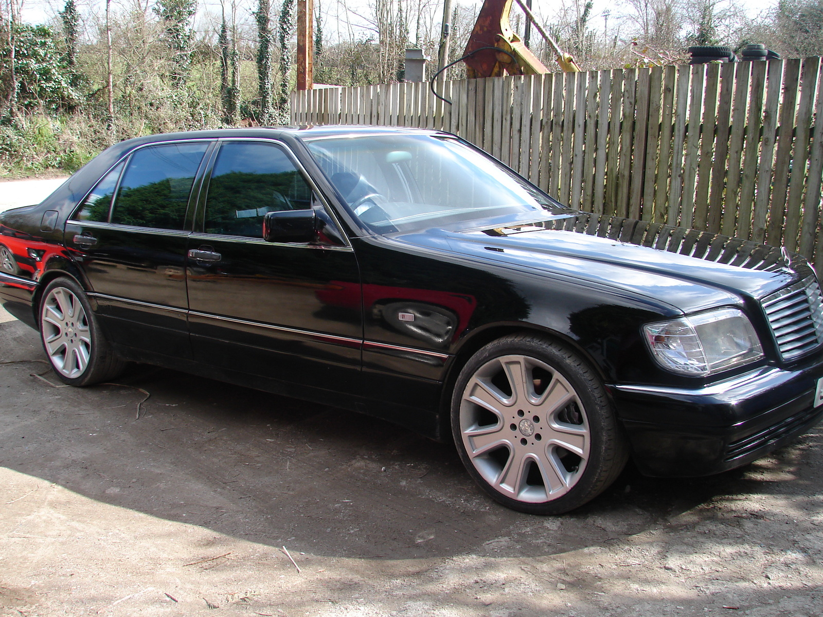 1994 mercedes benz s class pictures cargurus for 2001 mercedes benz s500 specs