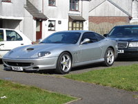 Picture of 2001 Ferrari 550 2 Dr Maranello Coupe, exterior, gallery_worthy