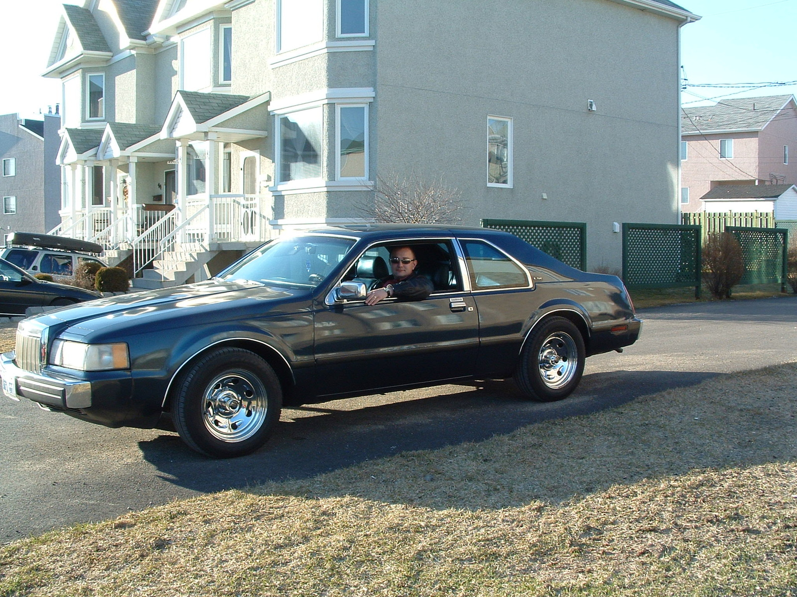 1989 Lincoln Mark Vii Overview Cargurus