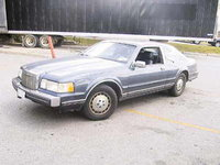 Picture of 1989 Lincoln Mark VII, exterior, gallery_worthy