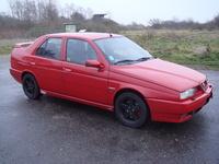 1992 Alfa Romeo 155 Overview