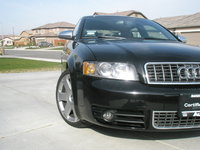 Picture of 2004 Audi S4 quattro AWD Sedan, exterior