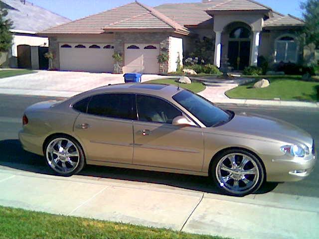 Buick Lacrosse Cxl. 2005 Buick LaCrosse CXS