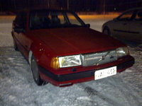 Picture of 1991 Volvo 460, exterior